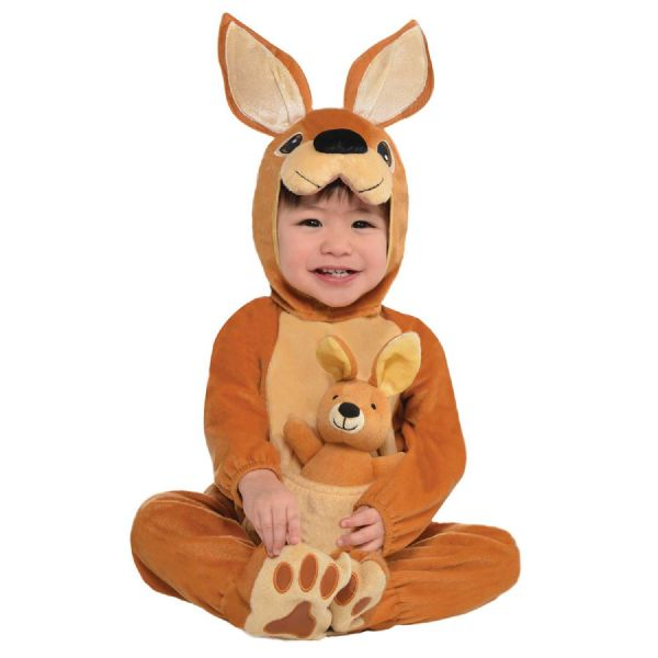 Babies Jumpin' Joey Costume Fancy Dress Outfit